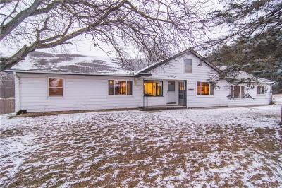 Single Family Home For Sale: 2180 W Highland Road