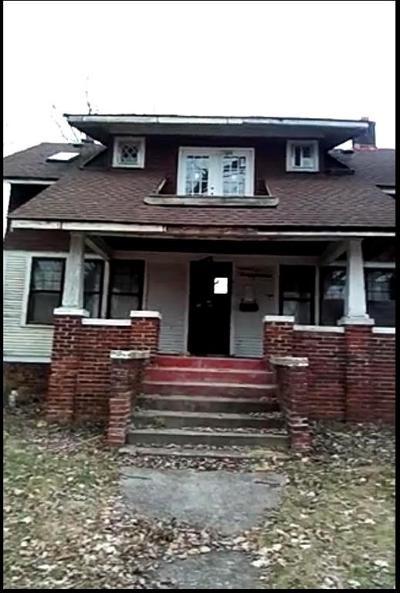 Detroit Single Family Home For Sale: 14326 Mark Twain Street