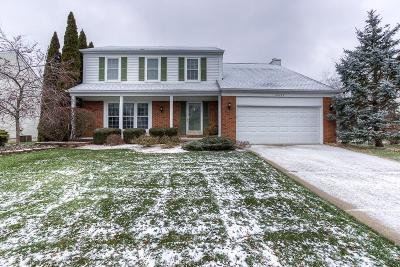 Novi Single Family Home For Sale: 45195 Yorkshire Drive