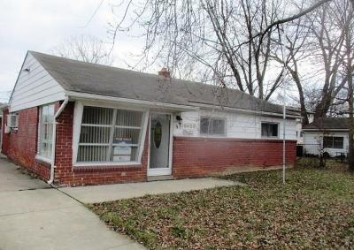 Warren, Eastpointe, Roseville, St Clair Shores, Clinton Township, Harrison Twp Single Family Home For Sale: 26456 Barnes