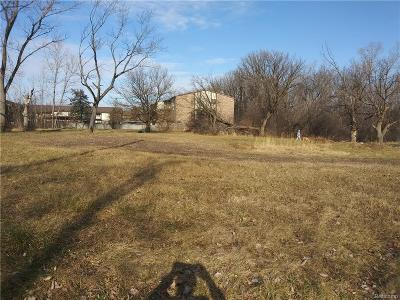 Farmington Hills Residential Lots & Land For Sale: 29300 Grayfield Avenue