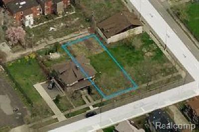 Detroit Residential Lots & Land For Sale: 97 E Philadelphia