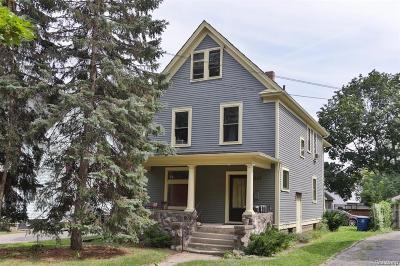 Ann Arbor Multi Family Home For Sale: 827 W Huron Street