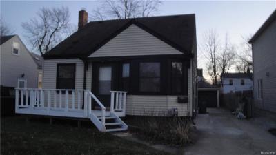 Berkley Single Family Home For Sale: 1349 West Boulevard