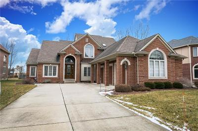 West Bloomfield Single Family Home For Sale: 5237 Siloh Court