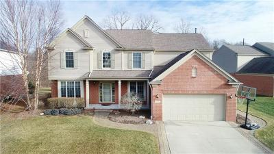 Rochester Hills MI Single Family Home For Sale: $469,900