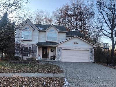 Commerce Twp Single Family Home For Sale: 4803 Waldon Woods Drive