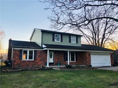Fraser Single Family Home For Sale: 17516 Doris Road