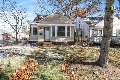 Royal Oak Single Family Home For Sale: 2922 N Main Street