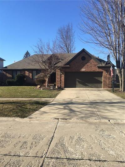 MACOMB Single Family Home For Sale: 50131 Madison Drive