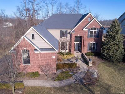 Commerce Twp Single Family Home For Sale: 5408 Plantation Drive