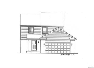 Belleville, Belleville-vanbure, Bellleville, Van Buren, Van Buren Twp, Van Buren Twp., Vanburen Single Family Home For Sale: 13656 Cambridge Court
