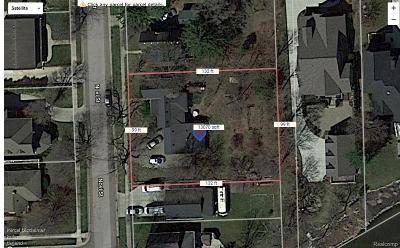 Northville Residential Lots & Land For Sale: 510 Novi Street