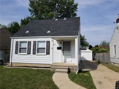 Eastpointe Single Family Home For Sale: 21767 Normandy Avenue