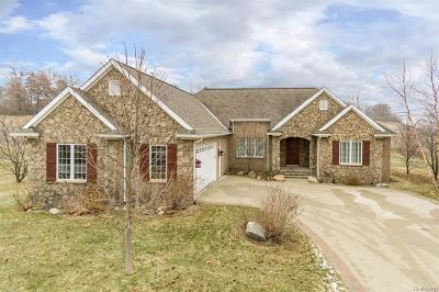 Oxford Single Family Home For Sale: 109 Rivercrest Court