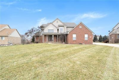 Hartland Twp Single Family Home For Sale: 8879 Giovanni Court