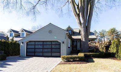 Birmingham MI Single Family Home For Sale: $799,900