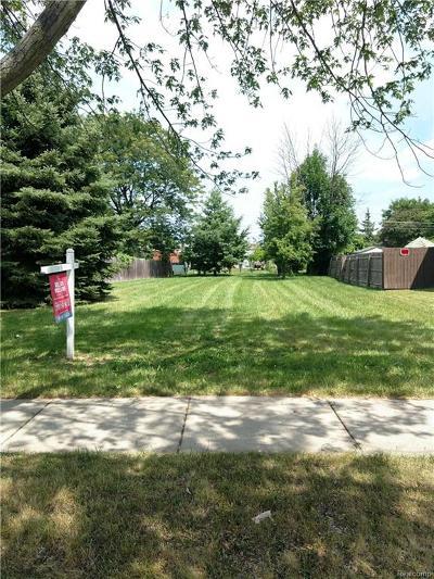 Warren Residential Lots & Land For Sale: 13675 Hartill Avenue