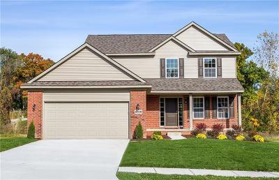 White Lake, White Lake Twp Single Family Home For Sale: 8008 Wildwood Lane