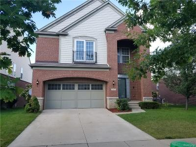 Novi Single Family Home For Sale: 44894 Revere Drive