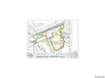 Residential Lots & Land For Sale: 7345 Verona