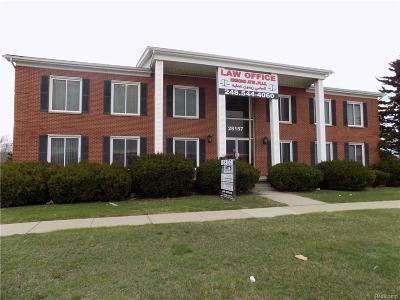 Commercial Lease For Lease: 28157 Dequindre Road