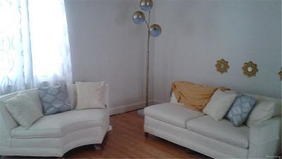 Detroit Single Family Home For Sale: 13935 Warwick Street