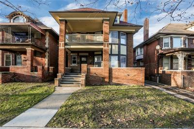 Detroit Condo/Townhouse For Sale: 315 E Philadelphia Street