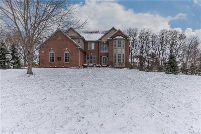 Hartland Twp Single Family Home For Sale: 1758 Woodmar Court