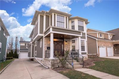 Birmingham MI Single Family Home For Sale: $649,900