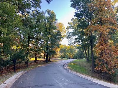 Bloomfield Twp Residential Lots & Land For Sale: 1779 Heron Ridge Drive