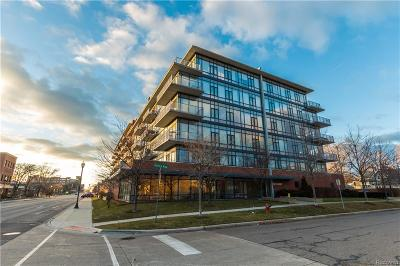 Royal Oak Condo/Townhouse For Sale: 101 Curry Avenue #526