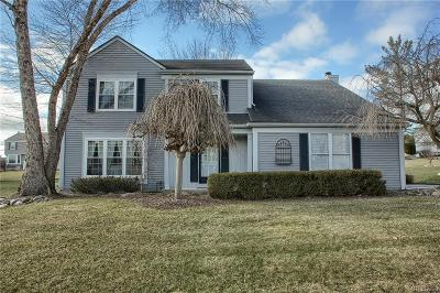 Rochester Hills Single Family Home For Sale: 1984 Fairfield Drive