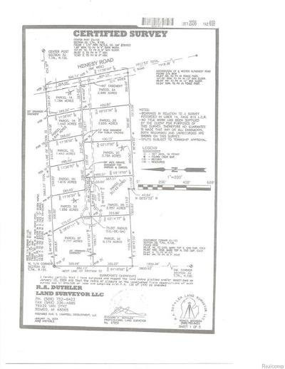 Residential Lots & Land For Sale: Parcel 2c Laken