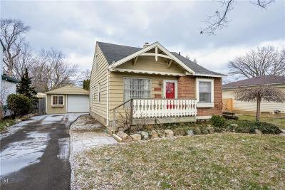 Royal Oak Single Family Home For Sale: 3308 Normandy Road