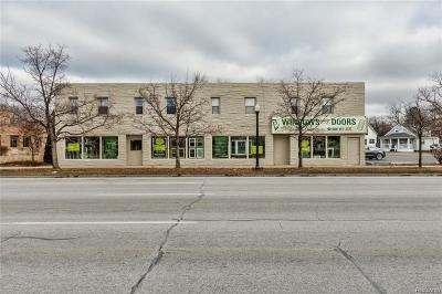 Farmington Hills Commercial For Sale: 29222 Grand River Avenue