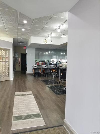 Bloomfield Twp Commercial For Sale: 2448 Franklin Road N