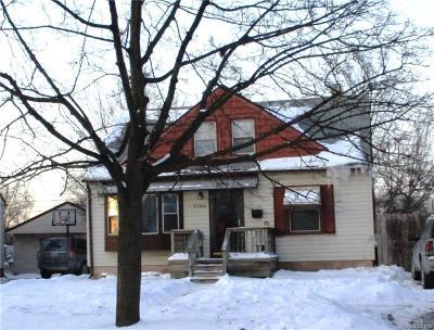 Wayne Single Family Home For Sale: 32616 Annapolis St