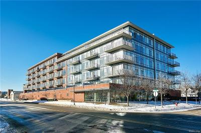 Royal Oak Condo/Townhouse For Sale: 101 Curry Avenue #430