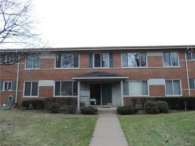 Birmingham MI Condo/Townhouse For Sale: $139,900