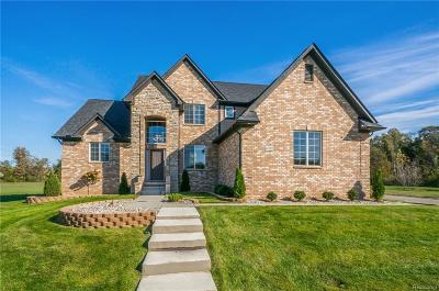 Van Buren, Van Buren Twp Single Family Home For Sale: 14152 Red Oak Drive