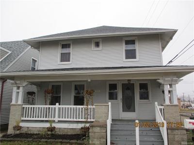 Wyandotte Single Family Home For Sale: 1026 5th Street