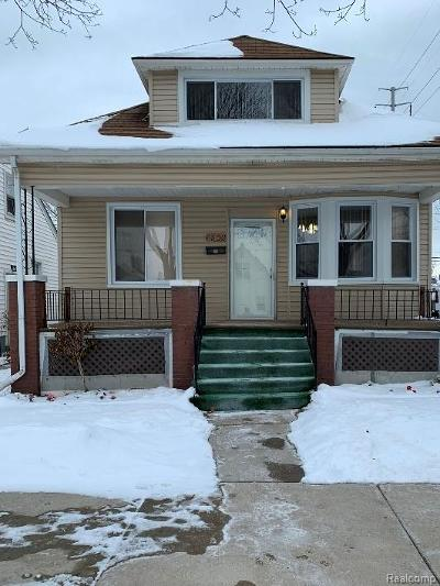 Dearborn Single Family Home For Sale: 6502 Ternes Street
