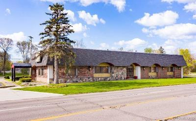 Livonia MI Commercial For Sale: $729,900