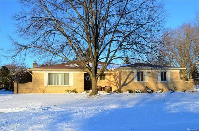 Single Family Home For Sale: 11781 Wildwing Road