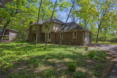Ann Arbor Single Family Home For Sale: 1440 Burgundy Road