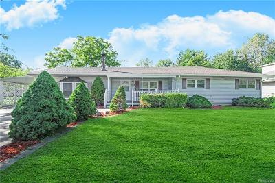 Taylor MI Single Family Home For Sale: $179,900