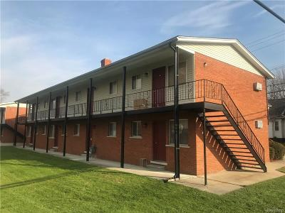 New Baltimore Multi Family Home For Sale: 36241 Hathaway Street