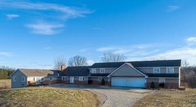 Single Family Home For Sale: 11280 Hegel Road