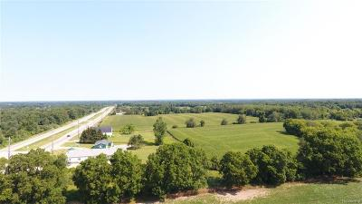 Residential Lots & Land For Sale: V/L S Lapeer Road